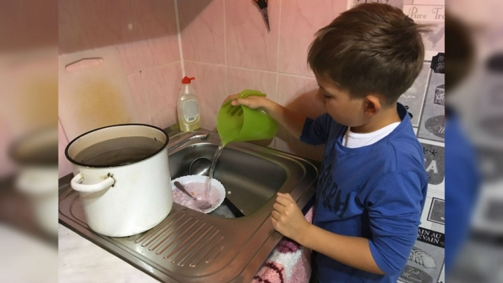 Сутки без воды: под Уфой проведут ремонтные работы