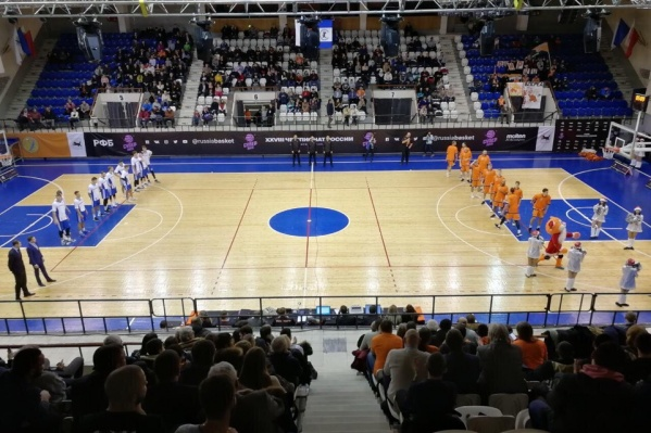 Встреча завершилась со счётом85:66 в пользу новосибирских баскетболистов