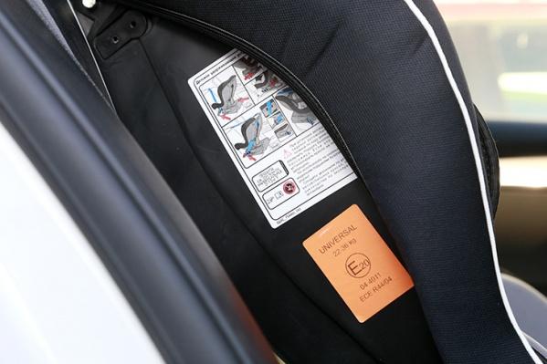 При выборе кресла нужно обращать внимание на сертификат и на все данные, которые к нему прилагаются