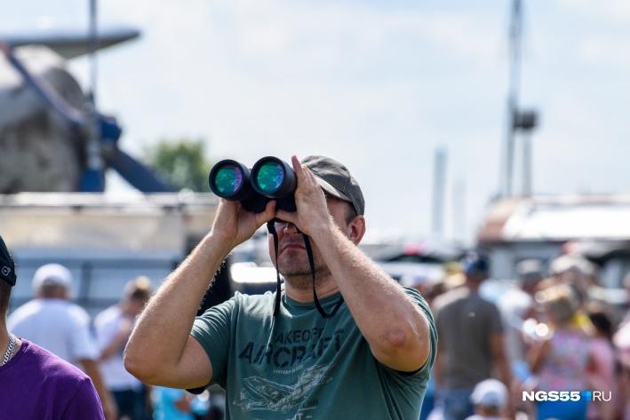 Видео и фоторепортаж с авиавыступлений в Марьяновке ✈