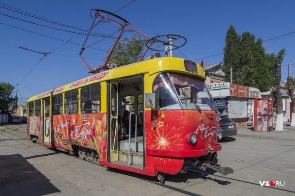 Быстрый и экологичный транспорт больше 100 лет бегает по Волгограду