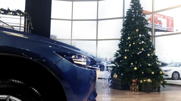 Для тех, кто ждал: в «Mazda-УТЦ» пройдет грандиозная ночь продаж