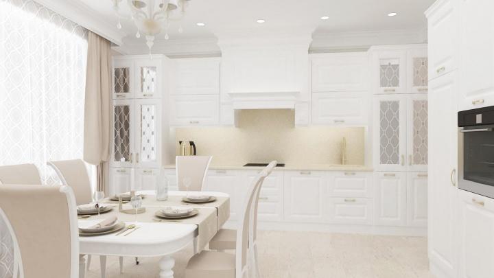 А какая твоя кухня? Индивидуальный дизайн-проект против типового гарнитура