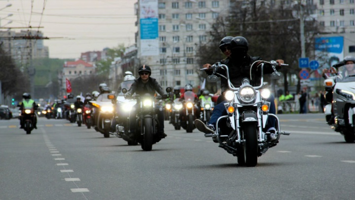 Пермские мотоциклисты выйдут на митинг против повышения транспортного налога