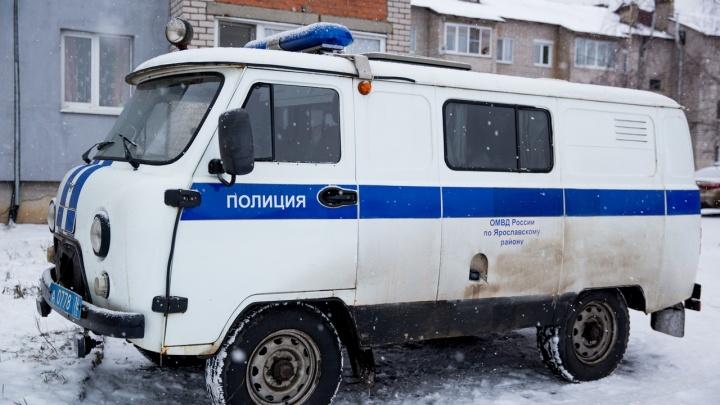 В Ярославле поймали мужчину с крупной партией наркотиков