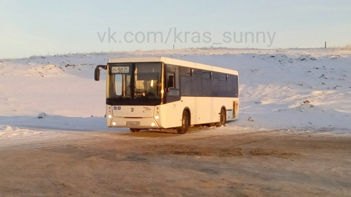 На маршрут из «Солнечного» закупили новые автобусы на 105 пассажиров