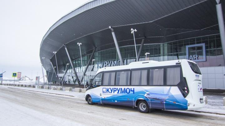 К аэропорту Курумоч построят железную дорогу