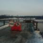 Не добраться до 10 посёлков и деревень: в Вельском районе лёд повредил два моста