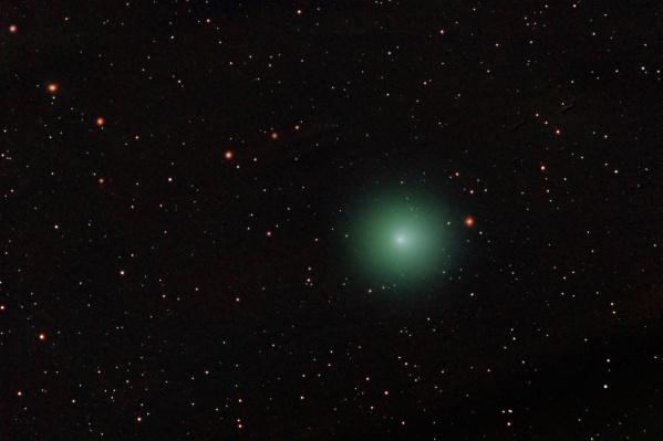 Комету Виртанена сняли в ночь на 12 декабря