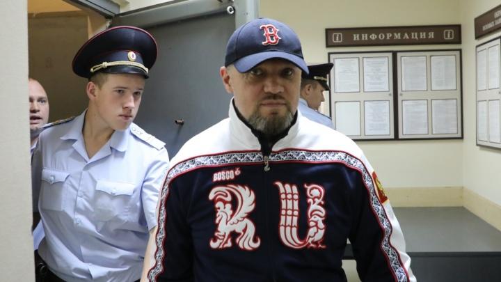 «Я себя виновным не считаю»: в Волгограде Виталию Брудному огласят приговор 17 сентября