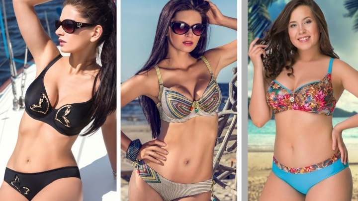 В июне «Вералина» балует летней коллекцией и скидками 10 % на купальники