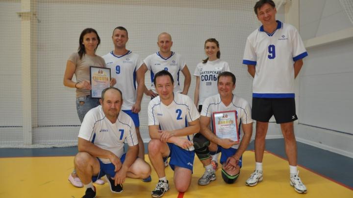 Спортсмены «ЕвроХим-ВолгаКалия» заняли первые места в играх турнира «Кубок Горняка-2018»
