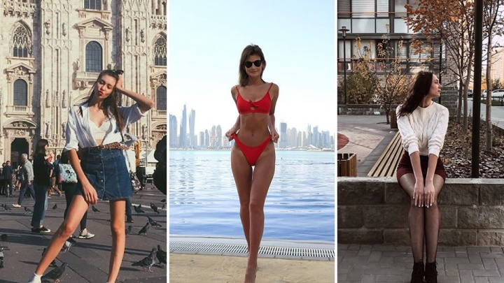 Аномальная красота: любуемся снимками 9 тюменок с невероятно длинными ногами