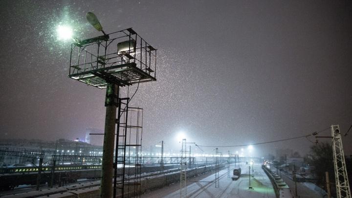 Американский историк признался в любви к поезду из Омска в Новосибирск