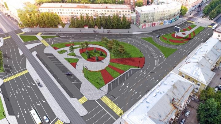 Без троллейбусов, но с фонарями-торшерами: на градсовете Перми обсудят капитальный ремонт Компроса