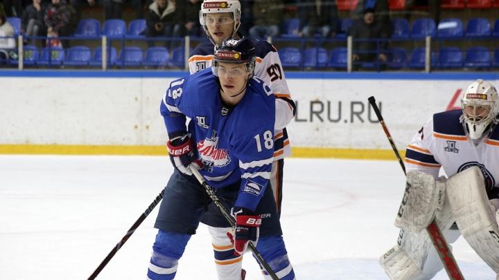«Было важно не пропустить»: «Зауралье» завершило домашнюю серию игр победой над «Южным Уралом»