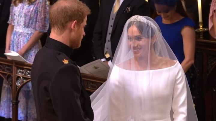 У принца Гарри и Меган Маркл родился мальчик
