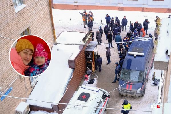 Наталья приехала в Пермь, чтобы обследовать дочку