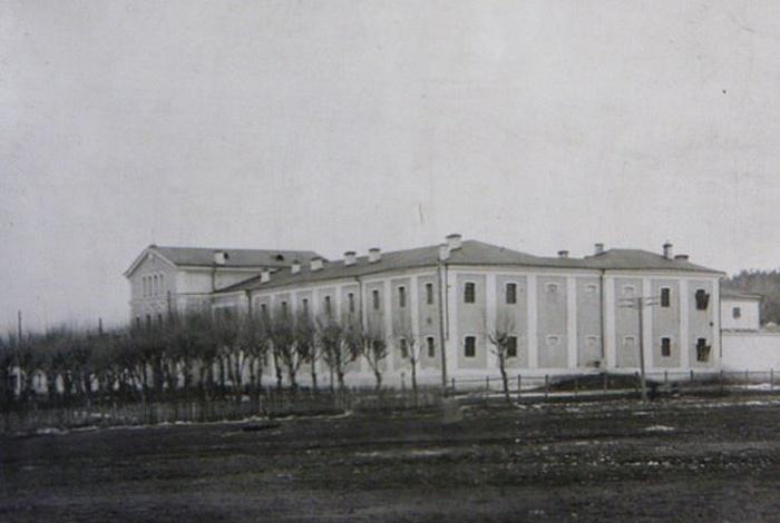 Историческое фото «Екатеринбургского централа»