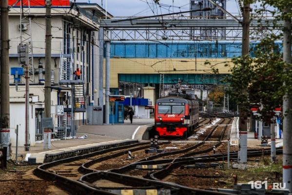 У поезда из Ростова в Усть-Донецк изменится расписание движения