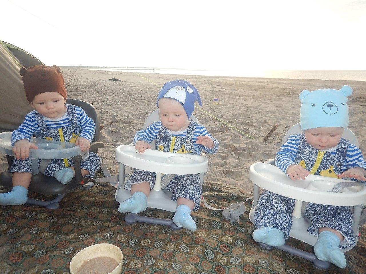 С появлением трех детей жизнь Ольги и Аркадия стала более организованной. Рецепт в трех ингредиентах — режим преодоления лени, планирование и юмор