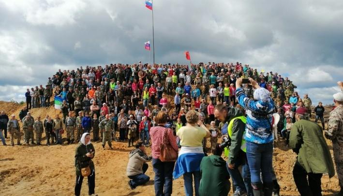 «Хроника сопротивления»: выставка фотографий про Шиес откроется в Москве 29 ноября