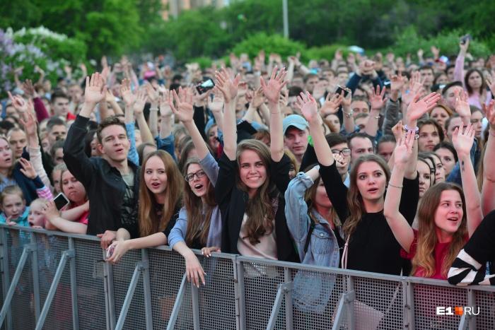 Эту «Ночь музыки» хотят провести по-особенному и совместить с городскими выпускными
