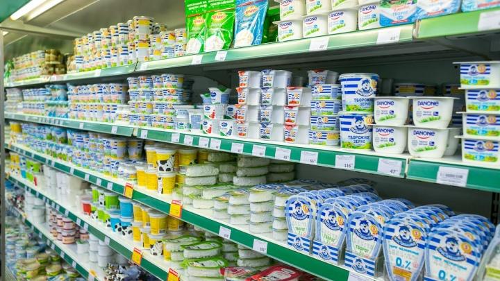 Доля молочного фальсификата в магазинах Красноярска за год упала в два раза