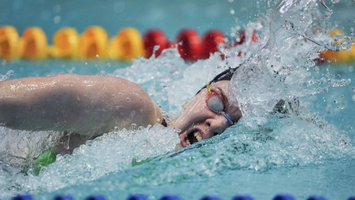 Четыре уральских пловца побили собственный рекорд на чемпионате России и завоевали бронзу