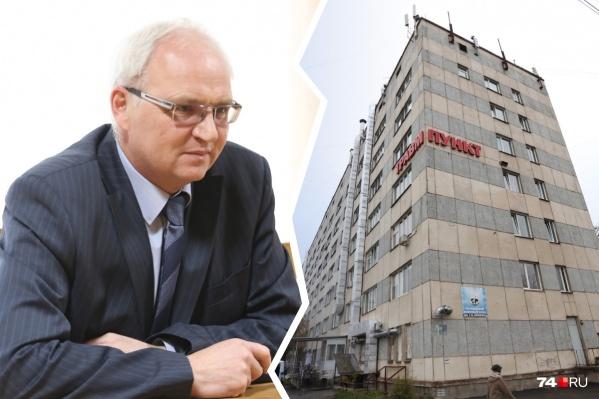После демарша травматологов в больнице уволили главного врача Виктора Шепелева