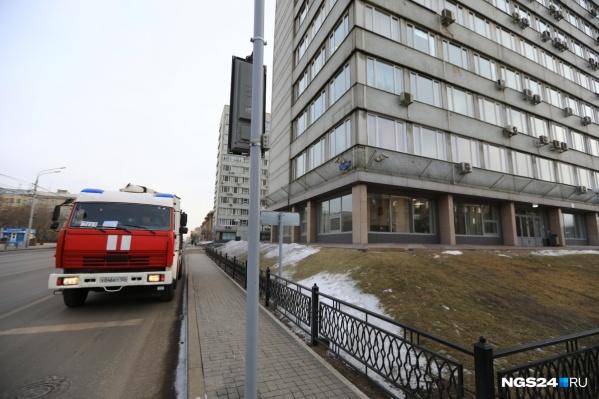 Волна ложных минирований дошла до Красноярска 28 января