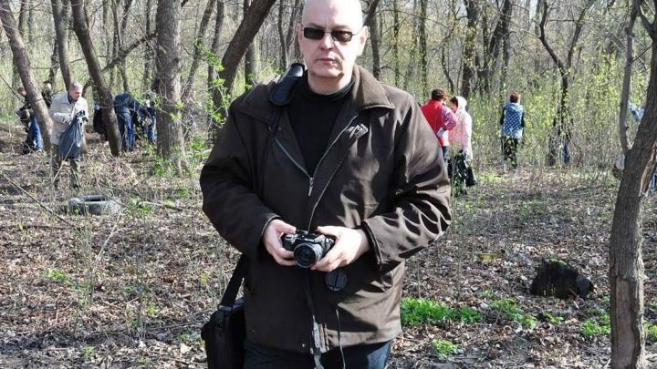 Умер ростовский журналист Александр Масалов
