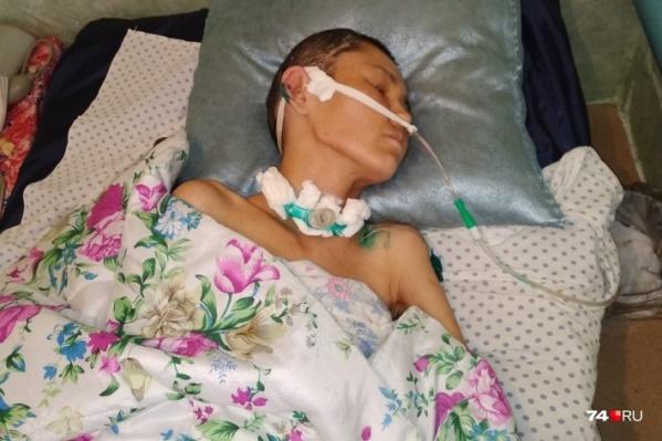 Айгуль Галяева полтора месяца провела в больницах, но в сознание не пришла