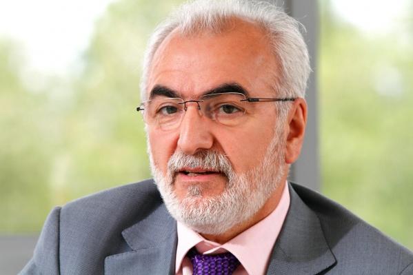 Ростовский бизнесмен Иван Саввиди попадает в рейтинг Forbes второй год подряд