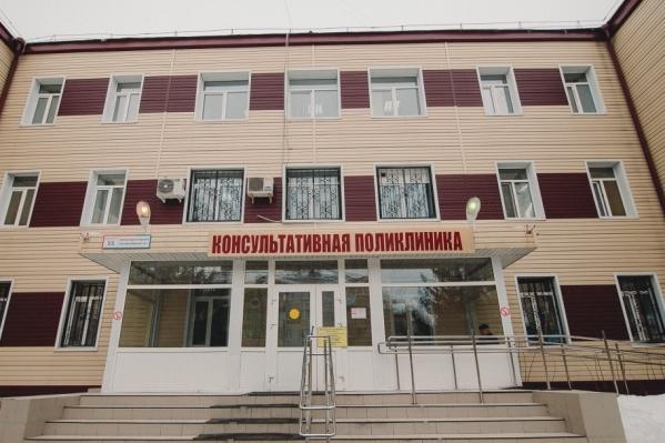 На данный момент, по данным следствия,проводится судебно-медицинская экспертиза по факту гибели малыша в ОКБ №1