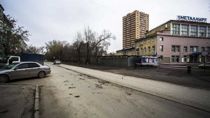Мэрия Новосибирска выдала разрешение на строительство супермаркета в парке Кирова