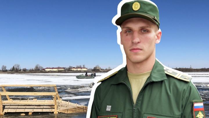 В Тюмени наградят героев. Один вытащил тонущего малыша, второй спас людей со льдины