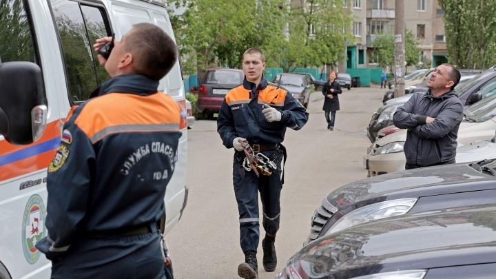 Спасатели рассказали о землетрясении в Уфе