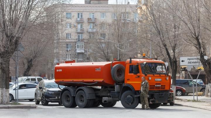 Улицы Мира и Гагарина в Волгограде станут пешеходными с 17 по 18 мая