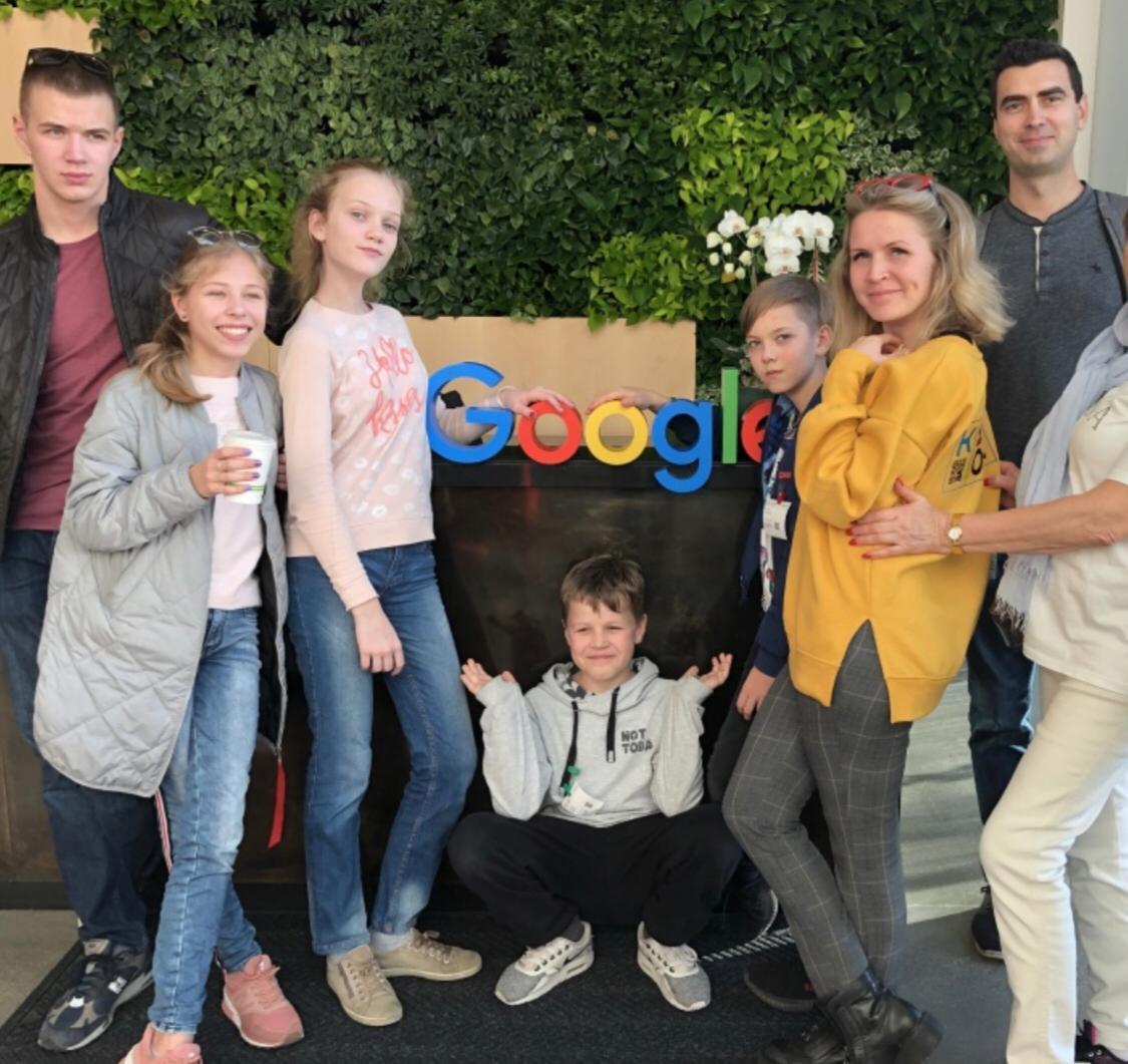 Уральцы узнают о мире будущего, совершив путешествие на родину Facebook и Google