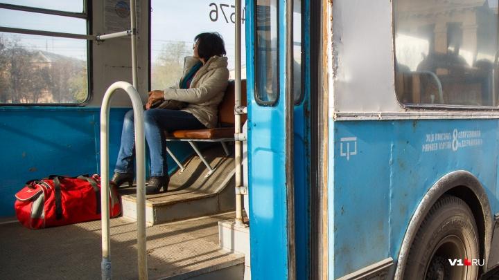 «Забирайте свои автобусы»: волгоградцы потребовали вернуть в Кировский район популярный троллейбус