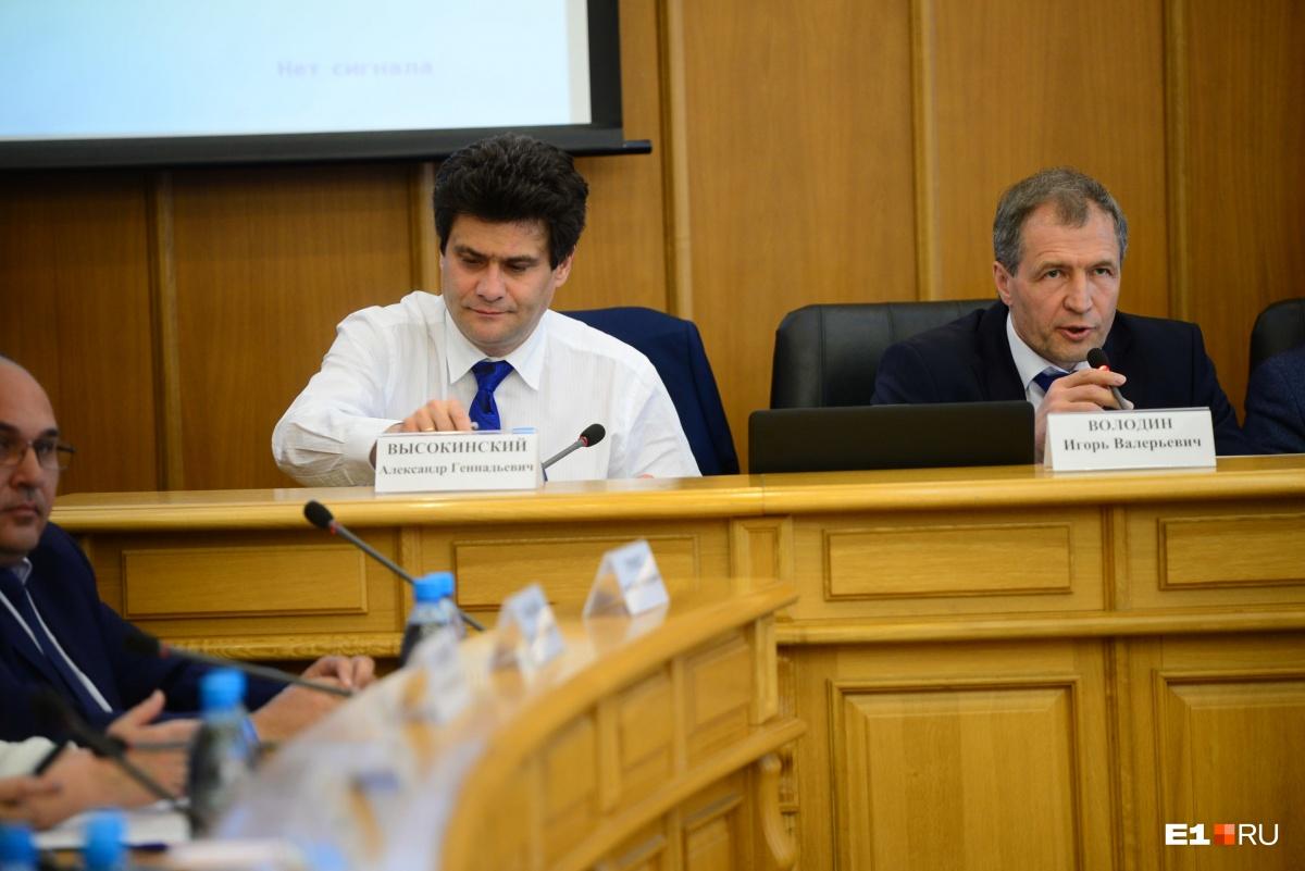 Спикер Игорь Володин не считает сегодняшний отказ кризисом