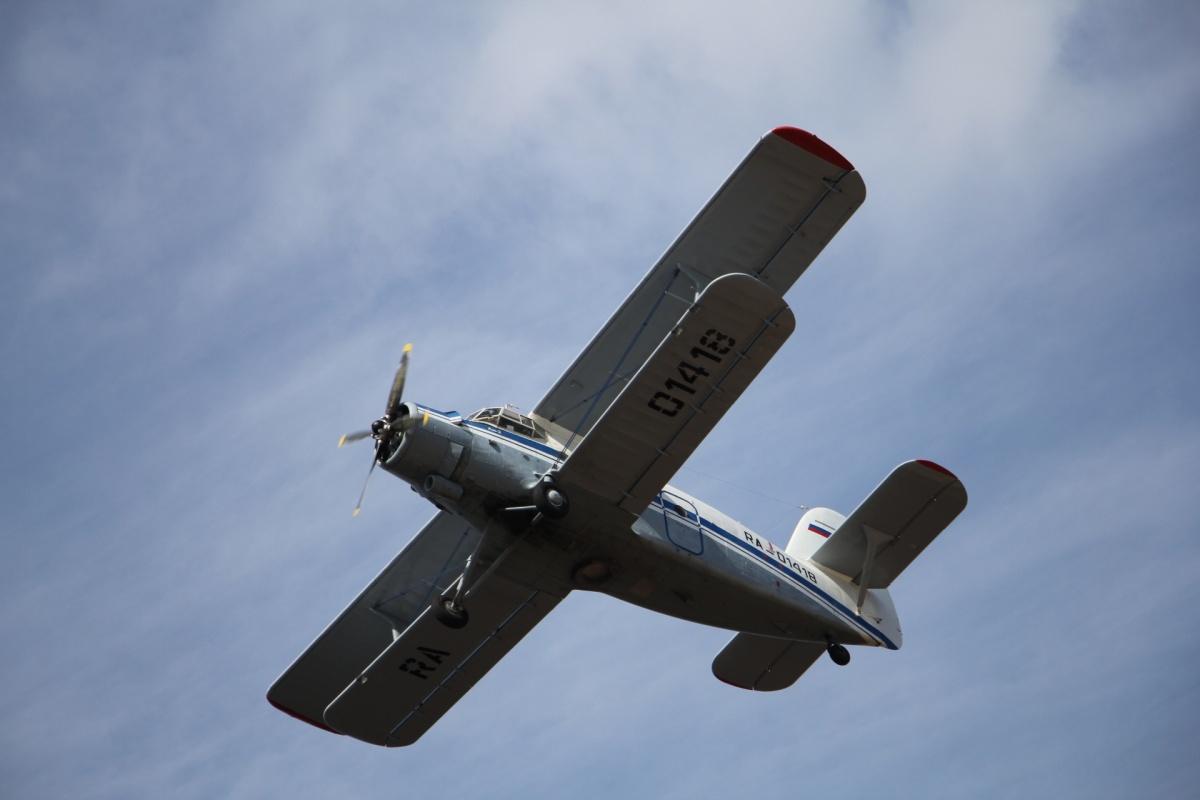 Причина посадки — обледенение самолёта