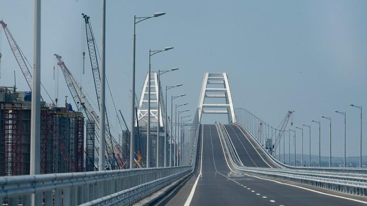 Ученые АзНИИРХ: строительство Крымского моста улучшило экологию Азовского моря
