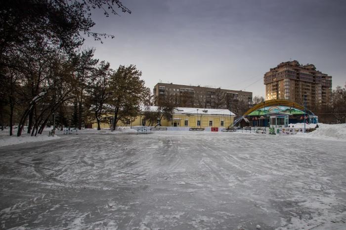 Покататься на катке в Центральном парке можно будет через два уик-энда