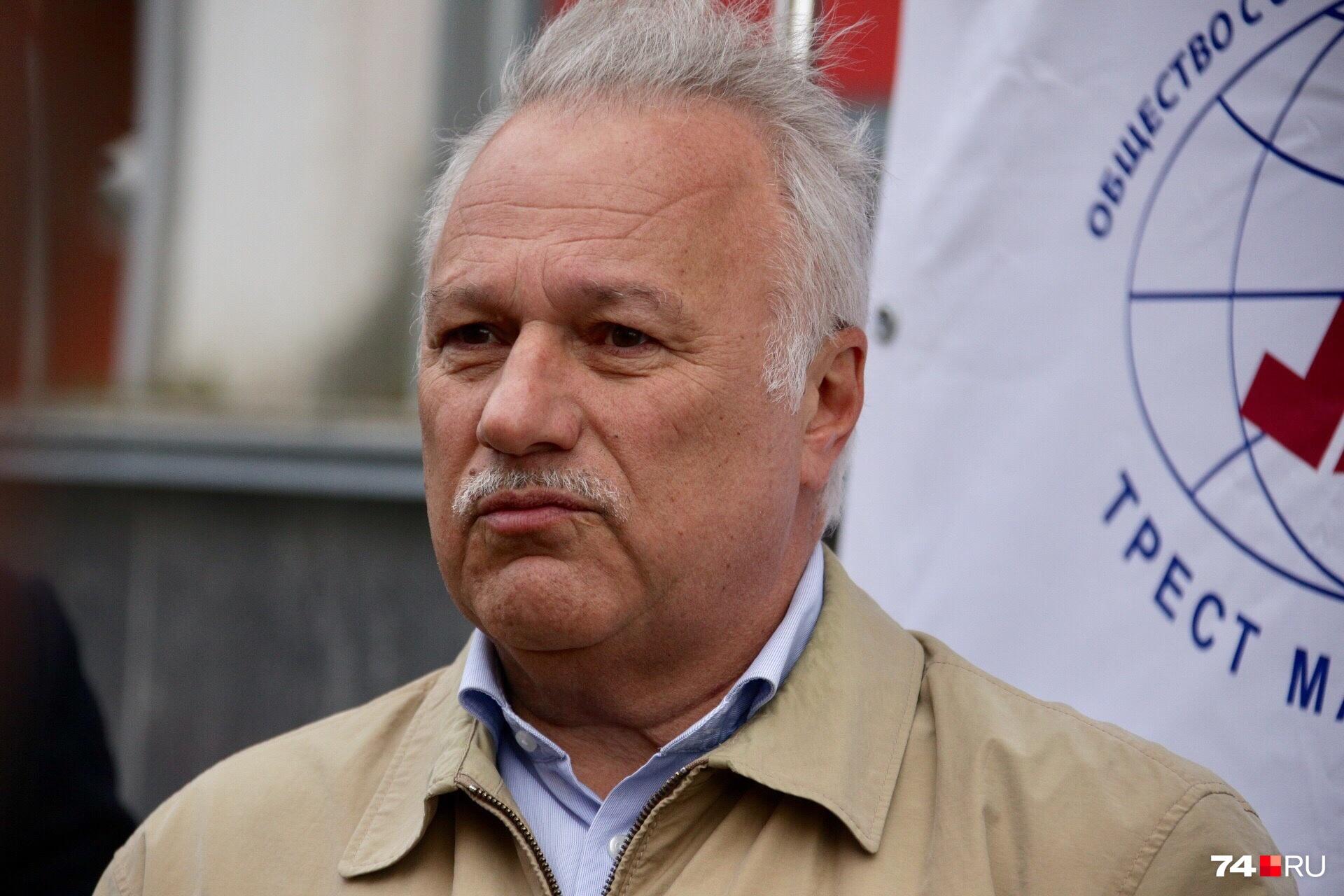 По словам Владимира Алейникова, на строительство пешеходной зоны потребуется 100 миллионов рублей
