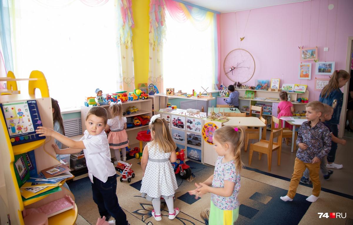 Эта специализированная группа для детей с диабетом — вторая в России