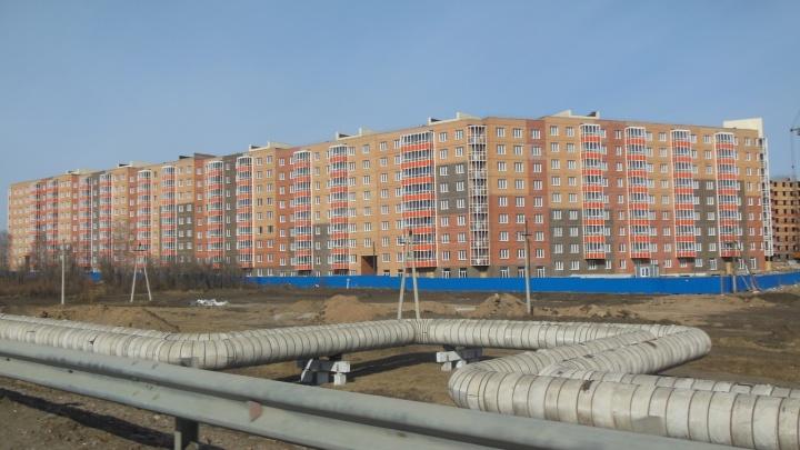 Сдачу долгостроев по госпрограмме в Солонцах-2 снова перенесли на полгода