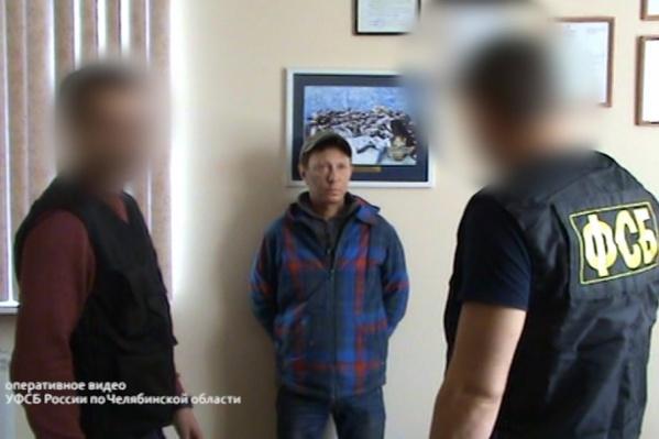 Артёма Черепанова задержали на рабочем месте, когда он в отпуске приехал за деньгами