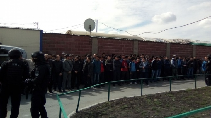Магнитогорск «зачистили» от нелегаловпосле работы ФСБ у линии электропередачи в пригороде